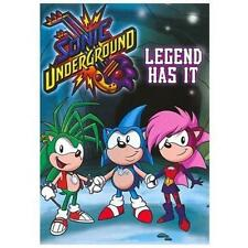 Sonic Underground: Legend Has It (DVD, 2010)