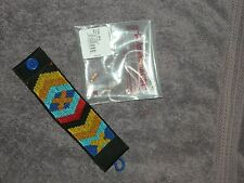 American Girl Saige's Woven Bracelet for Girls 2013 Indian Beading New in Bag!!