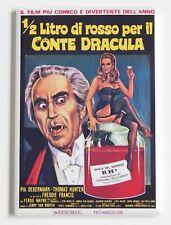 Vampire Happening (Italy) FRIDGE MAGNET (2.5 x 3.5 inches) movie poster italian