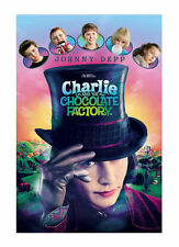 Charlie And The Chocolate Factory (DVD, 2006) 2 Disc Set