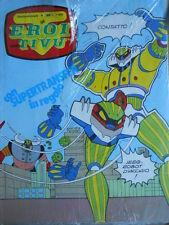Gli Eroi della Tivù 35 1981 Jeeg Robot - IMBUSTATO!!