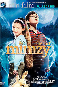 The Last Mimzy (FS DVD) DISC & ARTWORK ONLY NO CASE UNUSED CONDITION SHIPS FAST