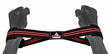jayefo Power Weight Lifting Gym Wrist Strap Crossfit Wraps Hand Bar fitness