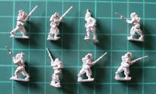 Peter Pig 15mm WWI Zouaves Soldiers (8 figures)