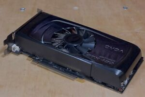 EVGA Nvidia Geforce GTX 460 - 1024MB FPB