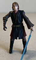 "2005 Hasbro Star Wars Anakin Skywalker LFL Action Figure 4.00"" 1:18"