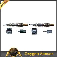 Downstream Left & Right Denso O2 Oxygen Sensor 2PCS For 2003-2005 for 350Z 3.5L