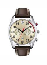 Scuderia Ferrari Men's D50 Brown Strap Watch. 620