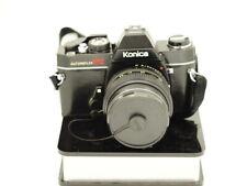 Konica AutoReflex TC 35mm SLR w/ Hexanon 50mm f/1.1