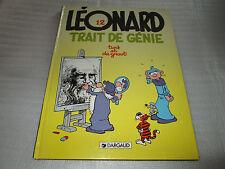LEONARD 12 TRAIT DE GENIE DARGAUS 1992