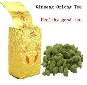 250g Organic Taiwan Dong Ding Ginseng Té Oolong Tea Green Food For Health Care