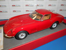 BBR1805 by BBR FERRARI 275 GTB RED 1965 1:18