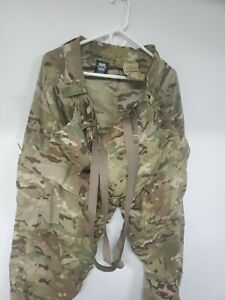 ARMY ocp ECWCS GEN III LEVEL 5 top x large long pants cold SOFTSHELL multicam