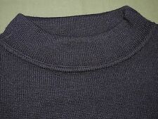 "US Navy WW2 EASTMAN KNIT WOOL ""GOB"" WATCH SWEATER MINT NWT Size 44 USN Sailor"