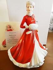 Royal Doulton Pretty Ladies NOELLE Figurine  #HN5766 Ltd Ed Canadian - NEW/BOX!