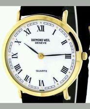 Genuine Leather Band Luxury Adult Unisex Wristwatches