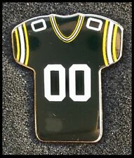 Green Bay Packers NFL Team American Football Jersey Pin Badge