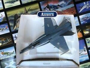"FRANKLIN MINT F-18 HORNET CANADA AIR FORCE ""B11B679"", 1:48."