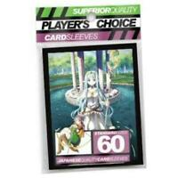 Player's Choice Card Sleeves  Heart of Crown - Fairy Garden (60) New