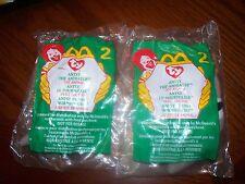 1999 McDonalds Ty Antsy The Anteater #2 x 2