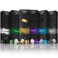 Compatible Capsules for Nespresso OriginalLine Machines - Variety Pack (60...