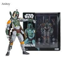 Star Wars Boba Fett Figuren Film Action Neu Figur Spielzeug Sammeln Selten puppe