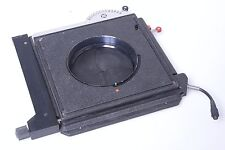 CLA'D 06-2014* SINAR DB AUTO APERTURE COPAL f/5.6 SHUTTER NO RELEASE CABLES