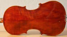 "Very old labelled Vintage violin ""Giorgio Bairhoff"" fiddle 小提琴 ヴァイオリン Geige 1279"