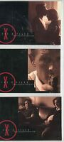 X Files Season 8 Complete Box Loader Chase Card Set BL1-3