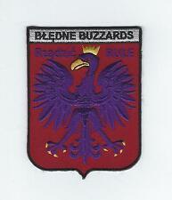 "510th FIGHTER SQUADRON ""BLEDNE BUZZARDS"" patch"