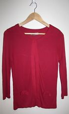 BASQUE Cardigan Size 10 Small S