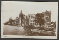 Postcard Leeds Yorkshire view of The University early RP by WHS Kingsway