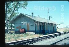Original Slide MILW Milwaukee Road Warden WA Station In 1976