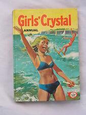 Girls' Crystal Annual 1974