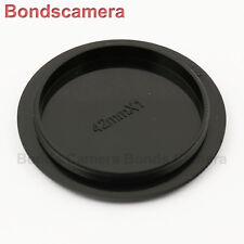 Plastic Screw Camera Body Cap for M42 mount 42mm x 1 Pentax Carl Zeiss Praktica