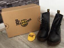 Dr Martens Ladies UK 6 Black New In Box (901D5)