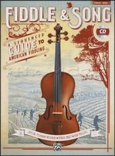 Fiddle & Song for Violin 1 Music Book/MP3CD A Guide to American Fiddling