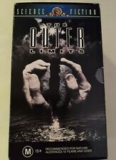 VHS VIDEO MOVIE FILM TAPE-The Outer Limits Vol.7,8 & 9 Box Set