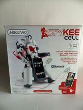 Meccano - 870865 - Radio Commandes - Robot - Spykee Cell