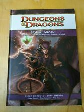 Dungeons & Dragons 4ª edizione - Poteri Arcani