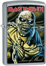 Iron Maiden Piece of Mind Zippo Lighter (Zippo Code 29876)