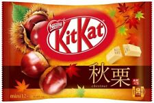 Japanese Kit-Kat Chestnut KitKat Chocolates 12 bars