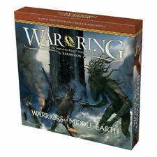 War of The Ring 2nd Edition Warriors of Middle Earth Expansion Board Game