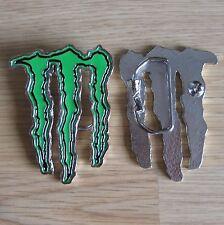 Energy M beverage belt buckle (choice colors)