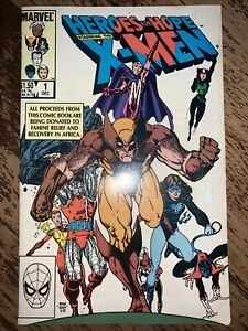 X-Men #1 Marvel Comics