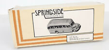 SPRINGSIDE BEDFORD 29-SEAT BUS WHITE METAL KIT EXCELLENT COND BOXED OO GAUGE(SD)