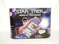 Star Trek Starfleet Medical Tricorder Playmates 1997 - Collectors Series Edition