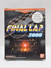 WS -- Final Lap 2000 -- New!! WonderSwan, JAPAN GAME. Bandai. 29001