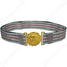 WW1 German Naval Belt - Repro Navy Anchor Sailor Uniform Historical 50 Inch New