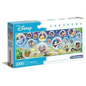 Clementoni Disney Puzzle Disney Classic Panorama 1000 Pieces